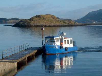 Appin to Lismore Ferry